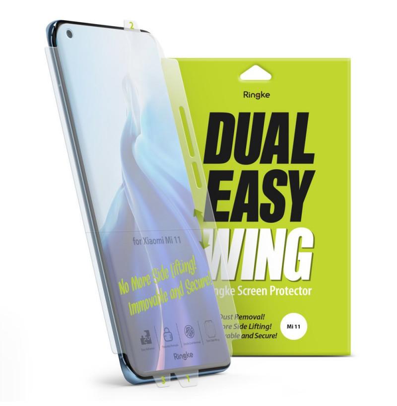 23900 - Ringke Dual Easy Film протектор за Xiaomi Mi 11
