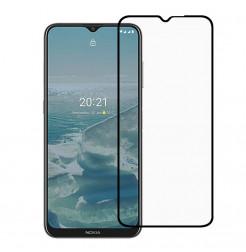 24018 - 5D стъклен протектор за Nokia G10 / G20