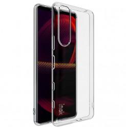24177 - IMAK силиконов калъф за Sony Xperia 5 III