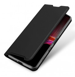24284 - Dux Ducis Skin кожен калъф за Sony Xperia 1 III