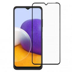 24292 - 3D стъклен протектор за целия дисплей Samsung Galaxy A22 4G