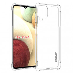 24308 - Enkay удароустойчив силиконов калъф за Samsung Galaxy A22 4G