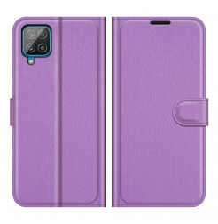 24336 - MadPhone кожен калъф за Samsung Galaxy A22 4G