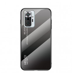 24556 - NXE Sky Glass стъклен калъф за Xiaomi Redmi Note 10 Pro