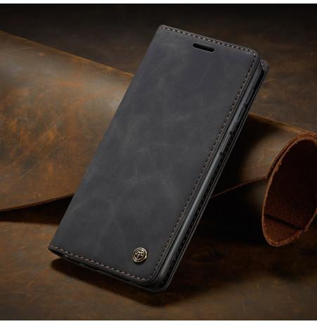 24666 - CaseMe премиум кожен калъф за Xiaomi Redmi Note 10 Pro
