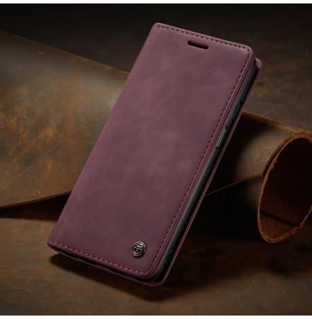 24678 - CaseMe премиум кожен калъф за Xiaomi Redmi Note 10 Pro