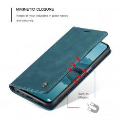 24686 - CaseMe премиум кожен калъф за Xiaomi Redmi Note 10 Pro