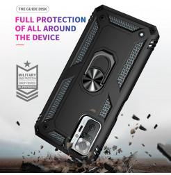 24701 - MadPhone Lithium удароустойчив калъф за Xiaomi Redmi Note 10 Pro