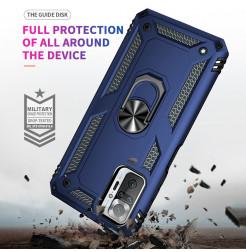 24711 - MadPhone Lithium удароустойчив калъф за Xiaomi Redmi Note 10 Pro