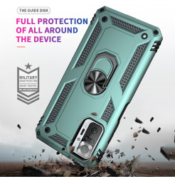 24721 - MadPhone Lithium удароустойчив калъф за Xiaomi Redmi Note 10 Pro