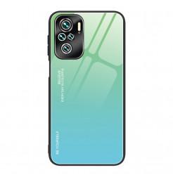 24784 - NXE Sky Glass стъклен калъф за Xiaomi Redmi Note 10 / Note 10S