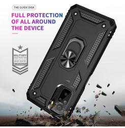 24852 - MadPhone Lithium удароустойчив калъф за Xiaomi Redmi Note 10 / Note 10S