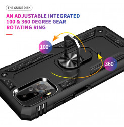 24853 - MadPhone Lithium удароустойчив калъф за Xiaomi Redmi Note 10 / Note 10S