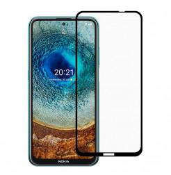 24881 - 3D стъклен протектор за целия дисплей Nokia X10 / X20