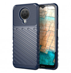 24922 - MadPhone Thunder силиконов кейс за Nokia G10 / G20