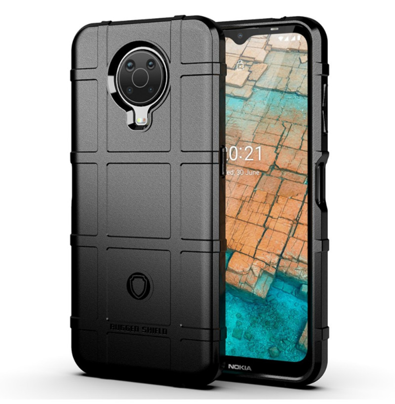 24942 - MadPhone Shield силиконов калъф за Nokia G10 / G20
