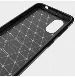 24967 - MadPhone Carbon силиконов кейс за Samsung Galaxy Xcover 5