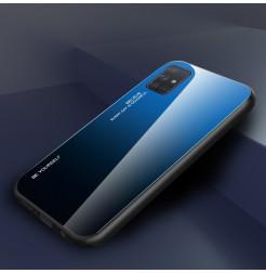 25013 - NXE Sky Glass стъклен калъф за Samsung Galaxy A71
