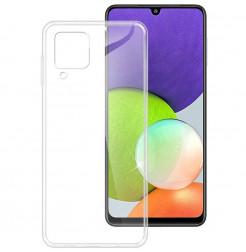 25021 - MadPhone супер слим силиконов гръб за Samsung Galaxy A22 4G