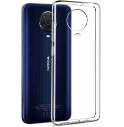 25026 - MadPhone супер слим силиконов гръб за Nokia G10 / G20