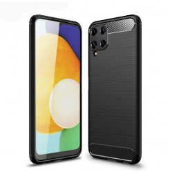 25040 - MadPhone Carbon силиконов кейс за Samsung Galaxy A22 4G
