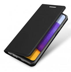 25067 - Dux Ducis Skin кожен калъф за Samsung Galaxy A22 4G
