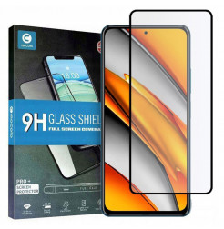 25139 - Mocolo 3D стъклен протектор за целия дисплей Xiaomi Poco X3 / X3 Pro