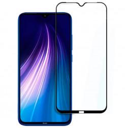 25148 - 5D стъклен протектор за Xiaomi Redmi Note 8 / Note 8 2021