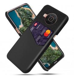 25296 - MadPhone кожен гръб за Nokia X10 / X20