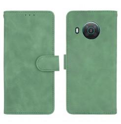 25313 - MadPhone Classic кожен калъф за Nokia X10 / X20