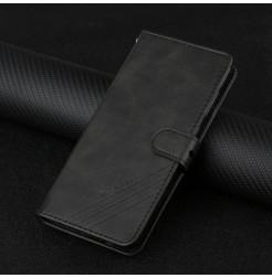25455 - MadPhone Classic кожен калъф за Xiaomi Redmi Note 10 5G / Poco M3 Pro
