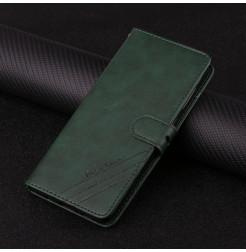25465 - MadPhone Classic кожен калъф за Xiaomi Redmi Note 10 5G / Poco M3 Pro