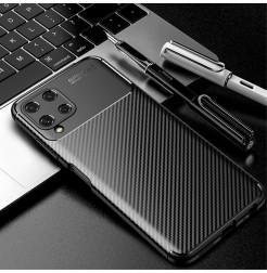 25598 - iPaky Carbon силиконов кейс калъф за Samsung Galaxy A22 4G