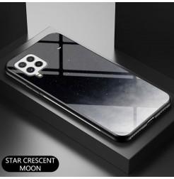 25654 - NXE Sky Glass стъклен калъф за Samsung Galaxy A22 4G