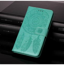 25687 - MadPhone кожен калъф с картинки за Samsung Galaxy A22 4G