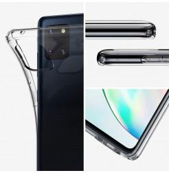 2574 - Spigen Liquid Crystal силиконов калъф за Samsung Galaxy Note 10 Lite
