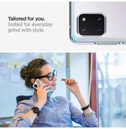 2575 - Spigen Liquid Crystal силиконов калъф за Samsung Galaxy Note 10 Lite