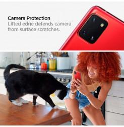 2578 - Spigen Liquid Crystal силиконов калъф за Samsung Galaxy Note 10 Lite