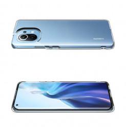 25833 - MadPhone супер слим силиконов гръб за Xiaomi Mi 11 Lite