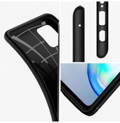 2591 - Spigen Rugged Armor силиконов калъф за Samsung Galaxy Note 10 Lite