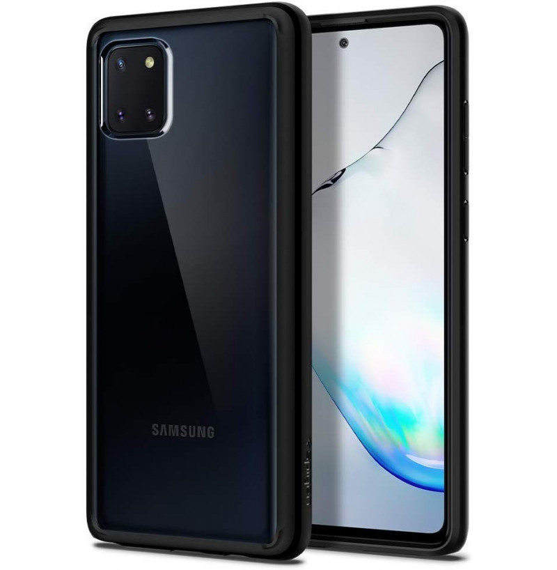 2592 - Spigen Ultra Hybrid удароустойчив кейс за Samsung Galaxy Note 10 Lite