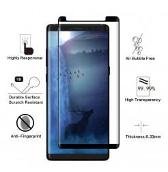 2616 - 3D стъклен протектор за целия дисплей Samsung Galaxy Note 8