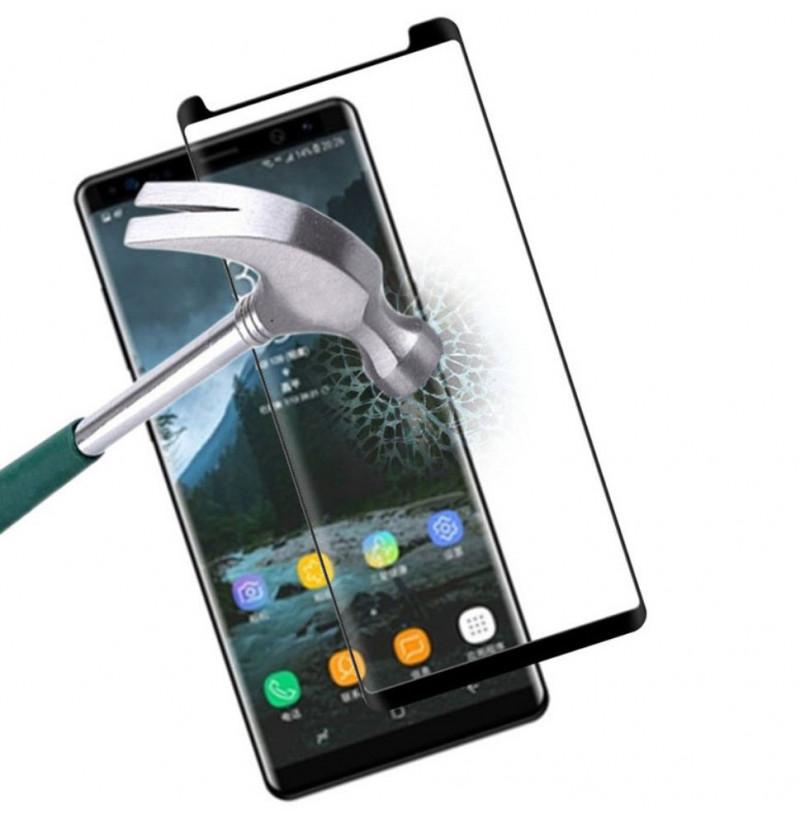 2620 - 5D стъклен протектор за Samsung Galaxy Note 8