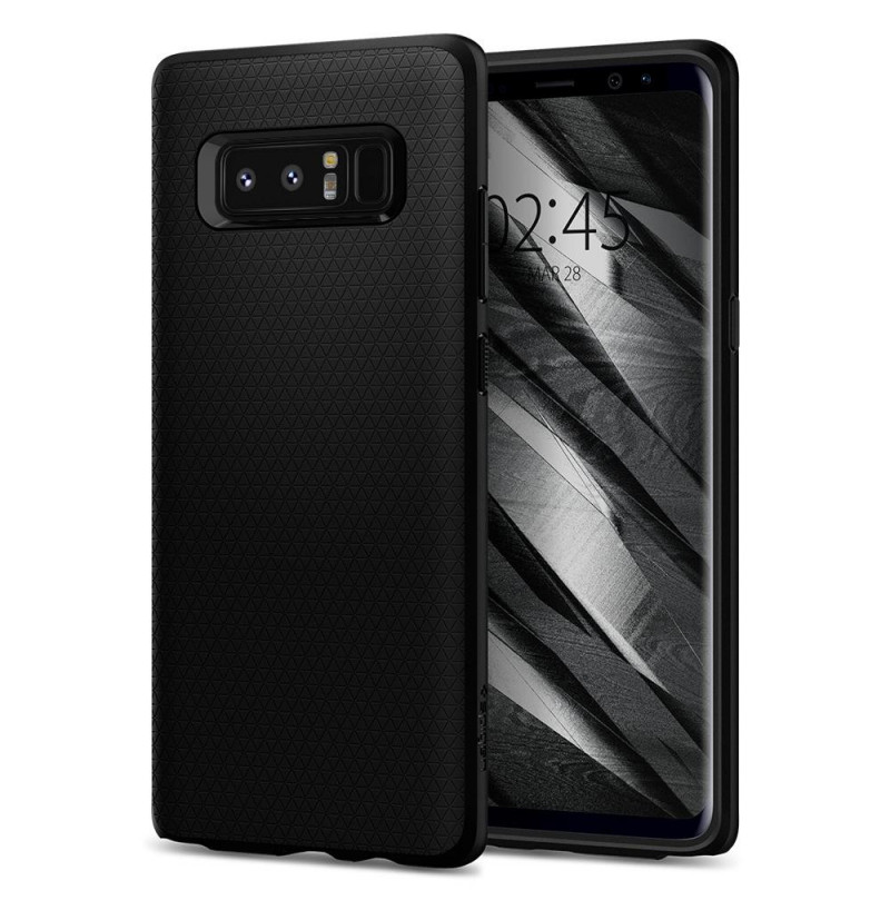 2629 - Spigen Liquid Air силиконов калъф за Samsung Galaxy Note 8