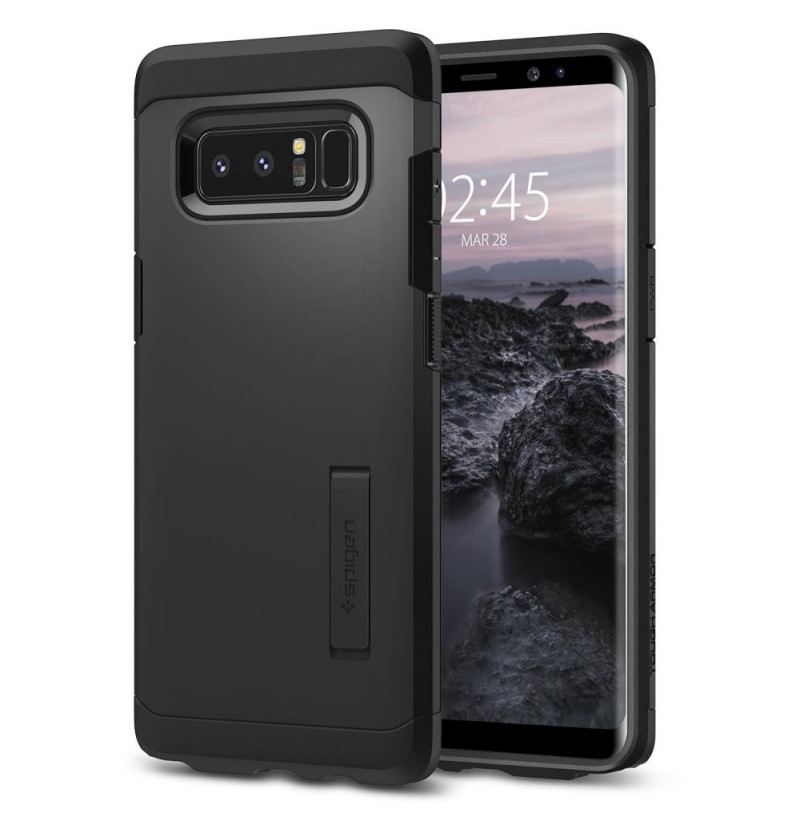 2642 - Spigen Slim Armor кейс за Samsung Galaxy Note 8