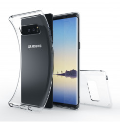 2688 - MadPhone супер слим силиконов гръб за Samsung Galaxy Note 8
