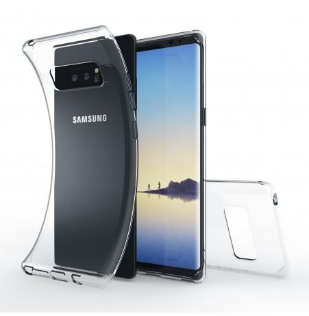 2688 - MadPhone супер слим силиконов гръб за Samsung Galaxy Note 8