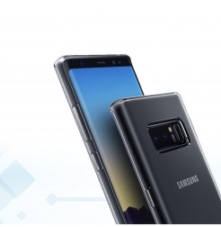 2690 - MadPhone супер слим силиконов гръб за Samsung Galaxy Note 8