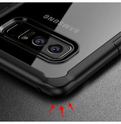 2795 - iPaky Drop Proof хибриден калъф за Samsung Galaxy Note 8
