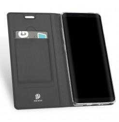 2822 - Dux Ducis Skin кожен калъф за Samsung Galaxy Note 8